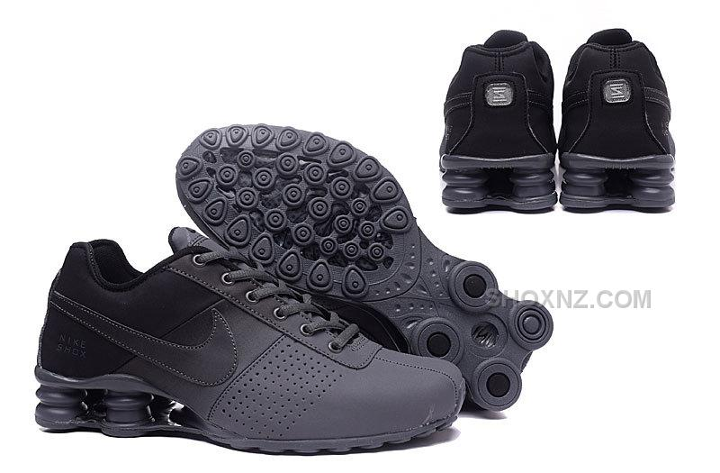 men NIKE SHOX DELIVER 809 black 84faedad5