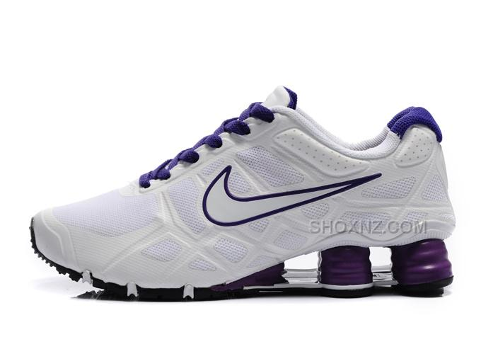 new product 0af89 3063c Nike Mens Nike Shox Turbo 12 Running Shoes