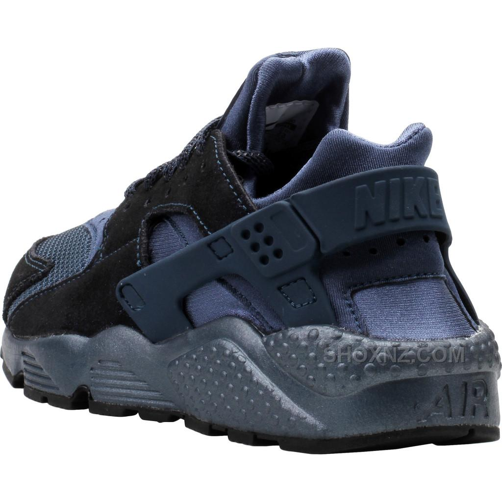 943cbe4c547 ... 2016 Style Metallic Armory Navy Black Squadron Blue mens womens  Nike  WMNS Air Huarache Premium - Metallic Armory Navy Black Squadron Blue ...