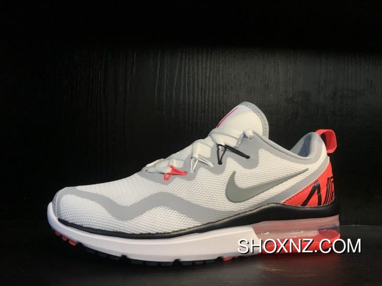 New Style Nike White And Black Red Women Shoes And Men Shoes