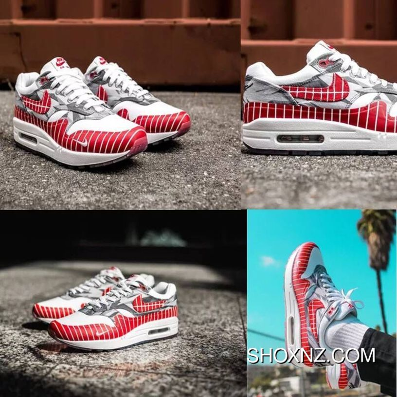 Online Nike Air Max 1 LHM AH7740 100 Latin American Culture Shoes