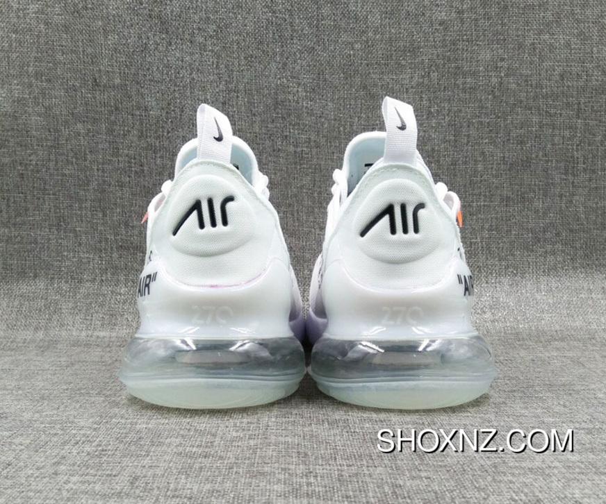 3dda9f0091 Nike 270 Joint Publishing OFF-WHITE X Air Max 270 Joint White Online ...