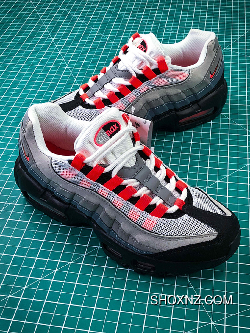new product 102cb b533f Nike Air Max 95 TT Retro Zoom All-match Jogging Shoes Series Women Shoes  And Men Shoes Super Deals, Price   87.23 - Shox NZ - Nike Shox NZ Running  shoes ...
