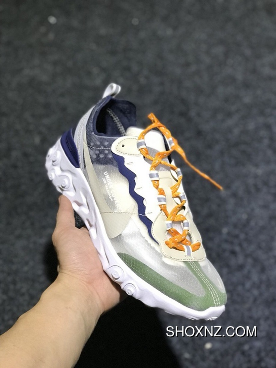 e0eddebd03b7 Nike Epic React Element 87 Undercover Multi Old Dad Shoes Discount ...