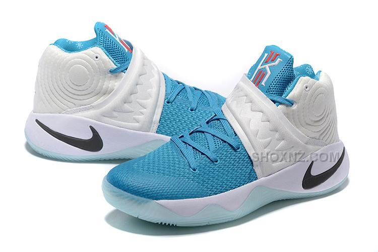 info for 558ca d9c82 2016 Discount Nike Kyrie 2 Sneakers Blue Sky White Basketball Shoes On Sale