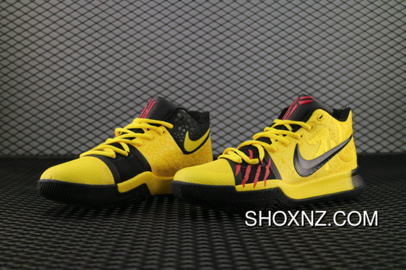 31a03181854 Nike Kyrie3 Bruce Lee Aj1692 700 Kyrie Irving Basketball Shoes Best ...
