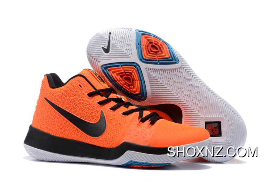 ed1911b00772a ... discount code for nike kyrie 3 mens basketball shoes orange black  latest 59d7b 68a4b