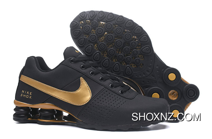 Nike Shox Deliver Brown