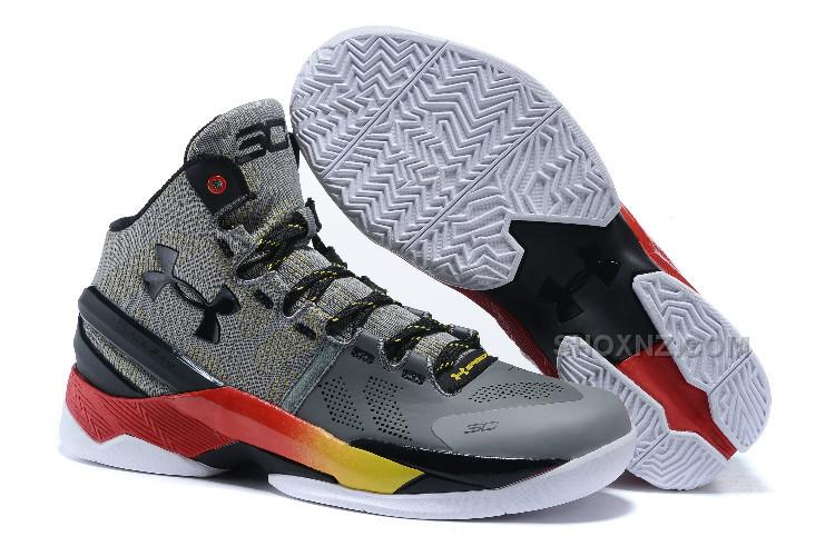 "2015 Cheap Sale Under Armour Curry Two ""Iron Sharpens Iron"""
