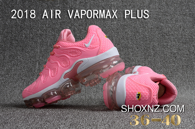 6052b2bd2a10 Outlet 2018 NIKE AIR VAPORMAX PLUS PLASTIC Nanotechnology New Technology  Environmental Protection Tasteless Full Zoom Running