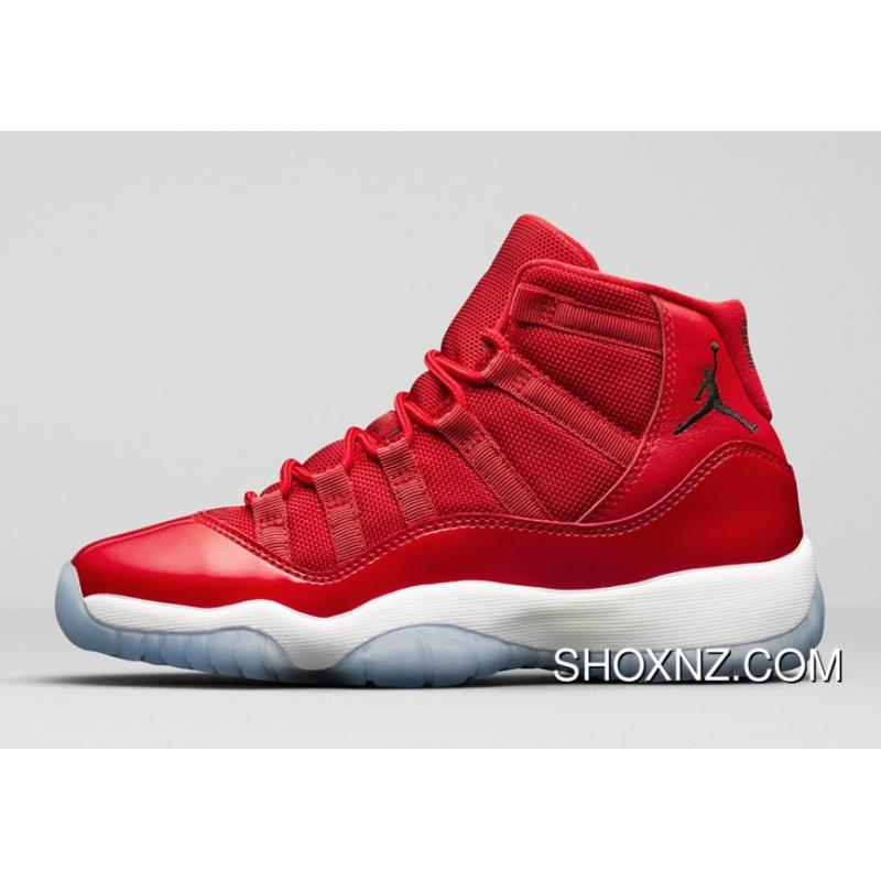 "USD  88.45  229.98. Nike Air Jordan 11 Retro Low ""Red"" PE Carmelo Anthony  Red White Authentic ... c405d578c"