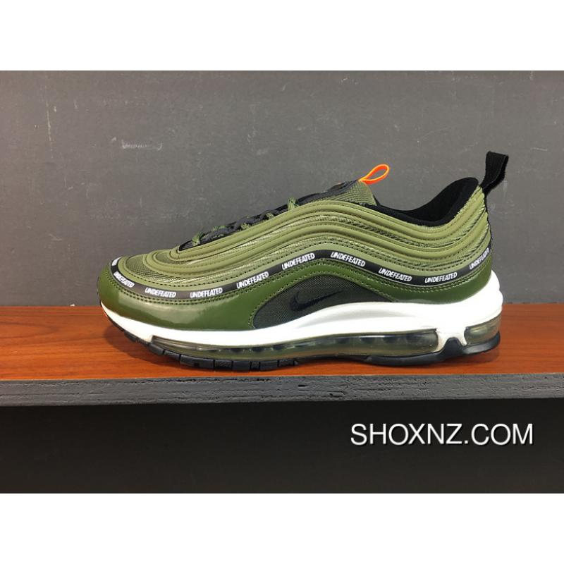 3101280ce1f USD $87.35 $262.05. Undefeated X Nike Air Max 97 Olive Green Bullet  AJ1986-300 Discount ...