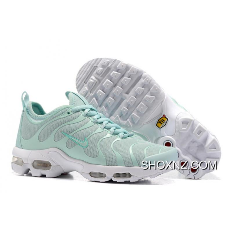 New Nike Air Max Tn Mint Running Shoes Men White Shoes Outlet