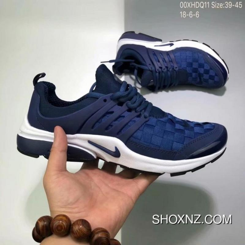 newest collection 27a60 40521 Free Shipping 100 Nike AIR PRESTO Light Cushioning Running Shoes Woven  Material Universal Sport Shoes 00 Xhdq11 Size 18-6-6