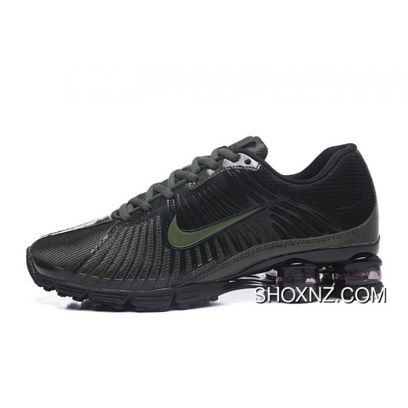 newest ca928 41760 USD  88.46  283.07. Nike AIR Shox 625 All Black Outlet ...