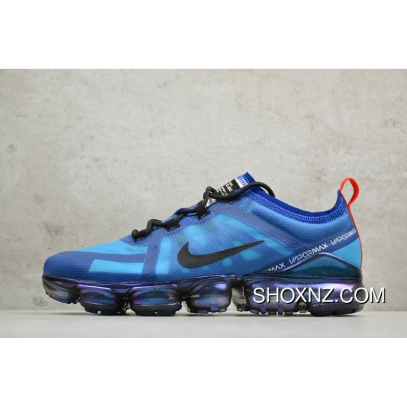 best service ef237 42167 Women/Men Nike Air VaporMax Run Utility AR6631-400 The Peacock Blue  Electroplating 2019Ss Size New Release
