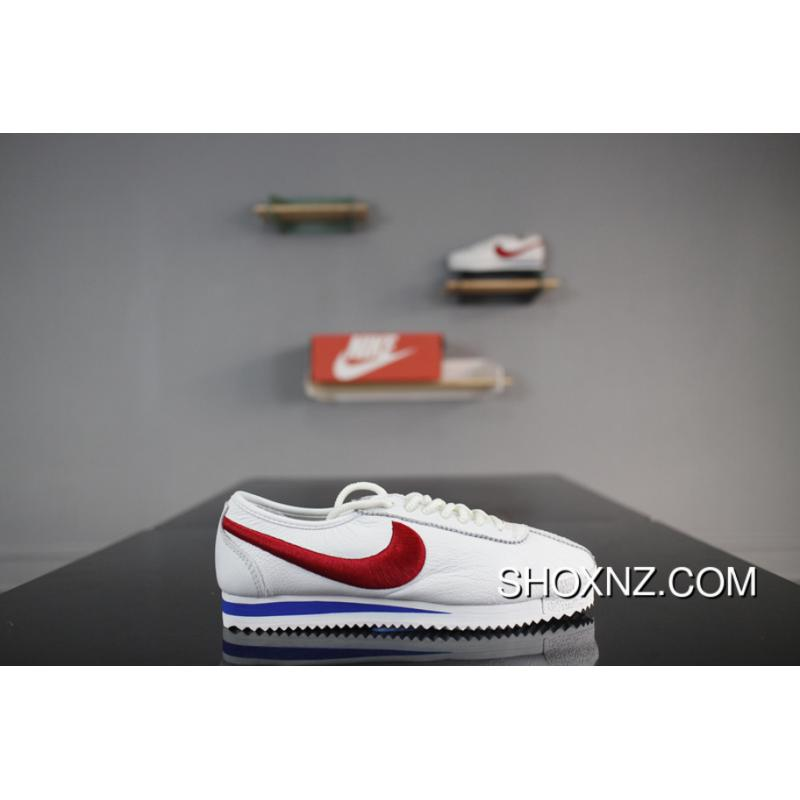 sports shoes 02f83 81a30 Copuon Nike Cortez 72 SI Cortez 881205-101 White Red Limited Retro Running  Shoes Original Surface Model Independent Order The Original Shoes Market ...