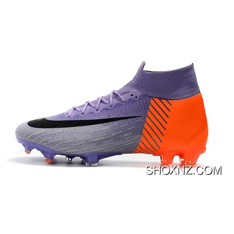 new product d1fc4 423d6 Arrived The Nike Mercurial 2.0 World Cup Colorways Knitting Flyknit 360  Technology Waterproof FG Nail Soccer Shoes Mercurial Superfly VI 360 Elite  FG10 New ...