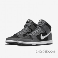 new products 9e438 4455c New Year Deals Nike SB Dunk High Grey 854851-010