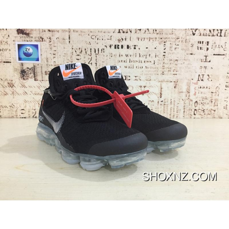 75f7c7cac1 ... Pan Outsole 2018 Nike Zoom FLYKNIT Airmax 2018 Knit Woven Running Shoes  Bubbles FLYKNIT Be Black ...