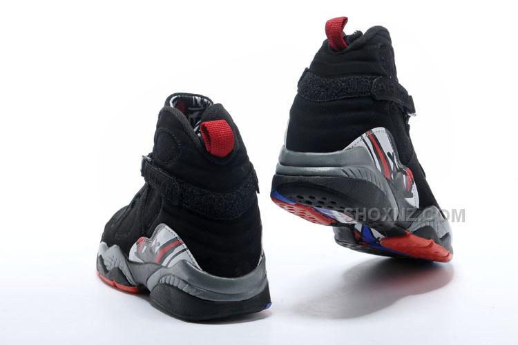 "on sale 77700 1c855 Air Jordan 8 Retro ""Playoffs"" Black True Red-White For Sale"