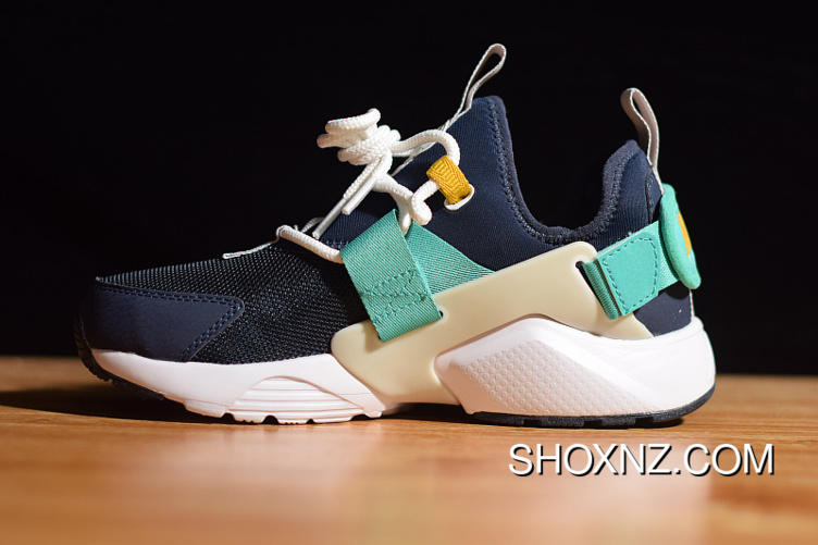 buy popular 4116a 20291 nike air huarache city aqua mens
