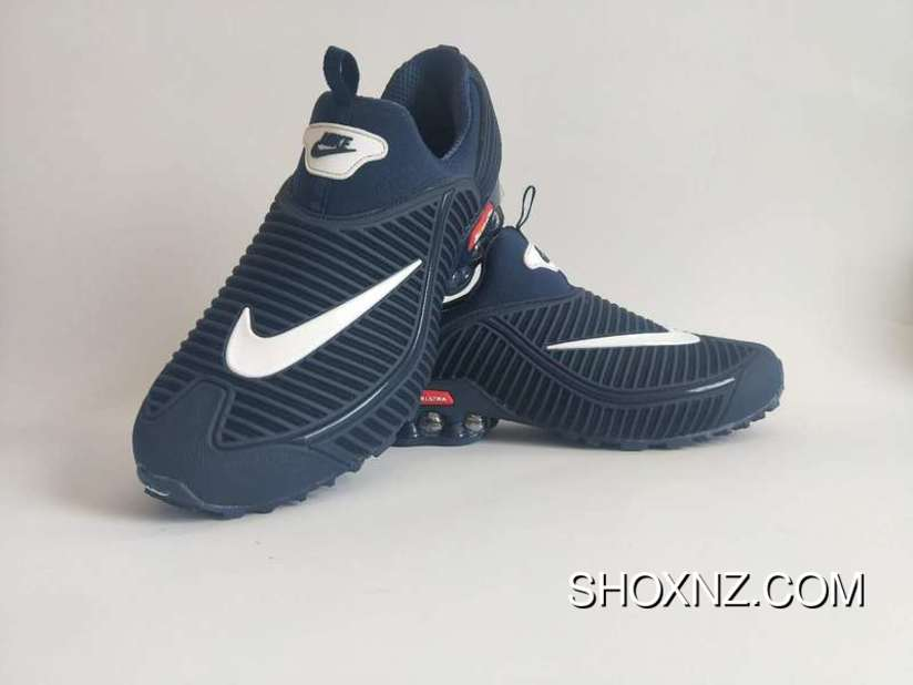 hot sale online 9073d ce779 Nike Air Max 2019.5 Nanotechnology Technology PLASTIC Zoom Running Shoes  Navy Blue Free Shipping