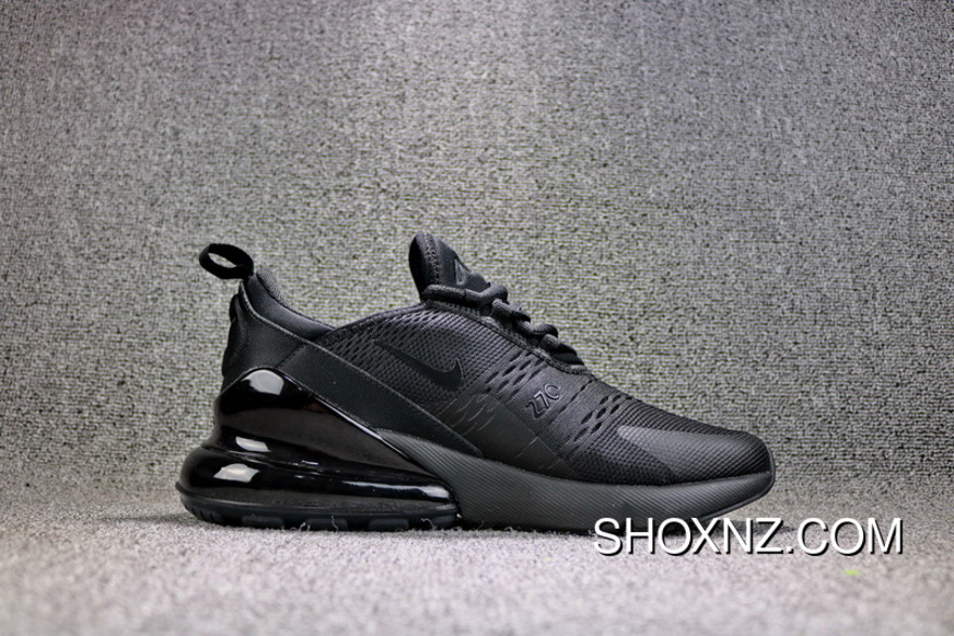big sale 00ce1 39986 New Style Nike Air Max 270 New Heel Half-palm Cushion Mesh Jogging Shoes All