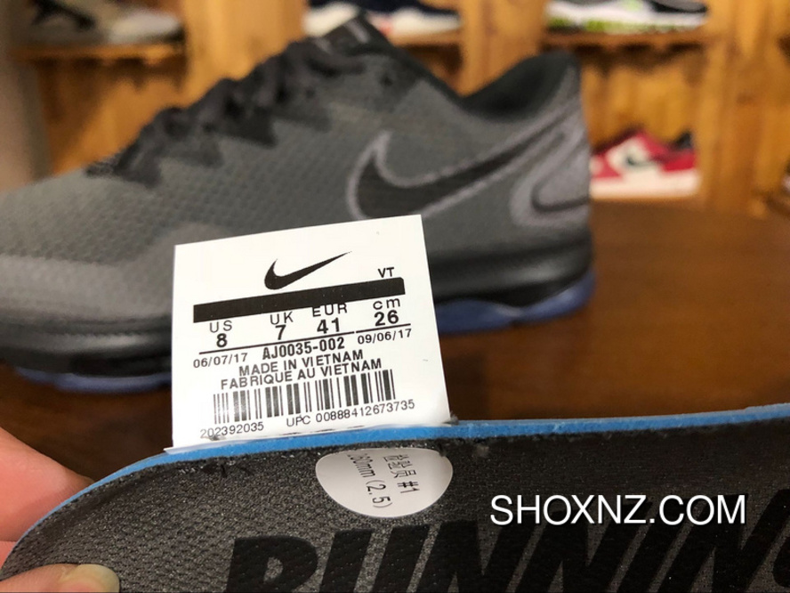 d52382242bfd Nike Zoom All Out Low Fiber 2.0 Column Full-palm As Cushioning Running Shoes  AJ0035